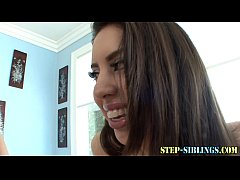 Amateur stepsister teen