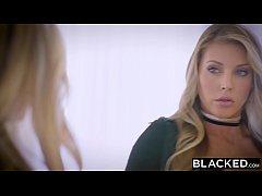 BLACKED Samantha Saint Cheats with BBC
