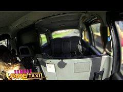 Female Fake taxi Multiple lesbian orgasms for b...
