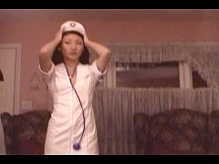 sexy oriental nurse