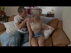 Amateur girls porn with loads of cumshot over blonde body