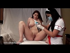Checkup with Nurse Sydney Part 2