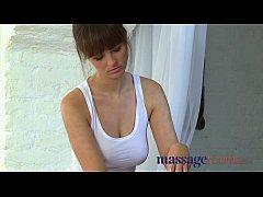 Massage Rooms Busty masseuse Rita tender loving...