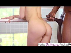 Blonde Teen Elsa Jean Riding Hard BBC