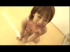 Yui Misaki gets raunchy with a basketball in pe class