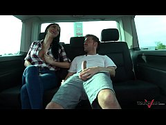 Ryan Ryder convince young innocet sweet Jasmine...