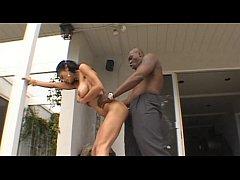 Freaky Persia Pele Gets The Goodies BBC