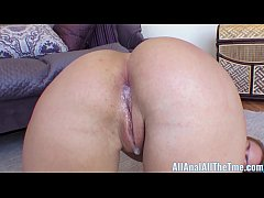 Blonde Teen Candice Dare is Ready For All Anal ...