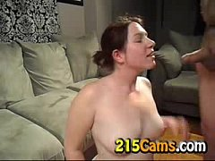 Big Guy Cums for His Eager Girl Masturbation Live Video