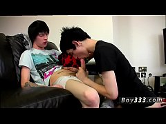Boys anal close up photo gay Kyle Wilkinson & L...