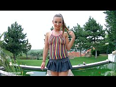 Cute hottie Taylor Sands in deep anal hardcore ...