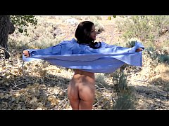 Mandy Flores Beach and Nude Modeling tease video