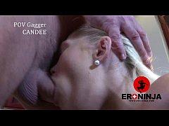 POV Gagger Candee Licious  en 086 sample