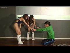 Japanese Foot Worship
