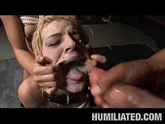 Raunchy Cum Drenched Threesome