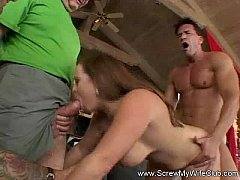 Mrs. Garland Learns To Fuck Another Man