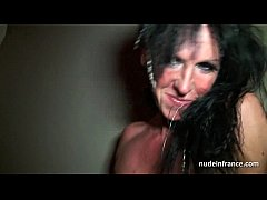 Big boobed amateur french mom hard banged in a ...