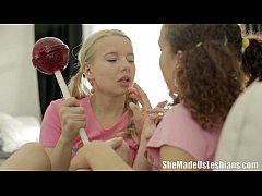 She Made Us Lesbians - Vasilisa loved the lollipops