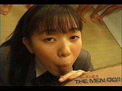 Bukkake Highschool Lesson 11 3/4 Japanese uncen...