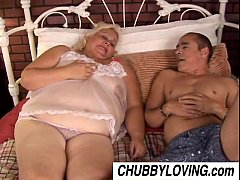 Lovely Lisa is a big beautiful blonde BBW who l...