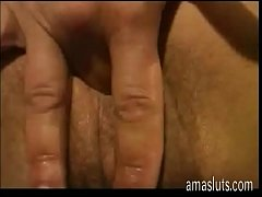 I wanna be a pornstar! Amateur slut from Milan