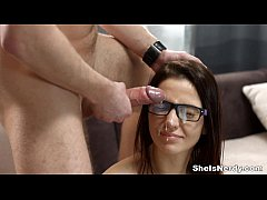 She Is Nerdy - Nerdy xvideos photographer redtu...