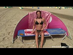 Dutch Voyeur Beach Sex MILF