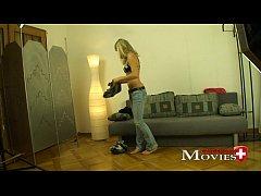 Masturbation Pornmovie with Model Joy 18y