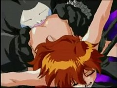 Cute Hentai Anime Babes Getting Monster Fucked