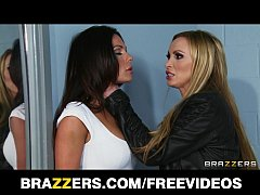 Dominant cop Kirsten Price seduces and fucks her busty suspect