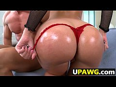 Ass Pounding on Jada Stevens