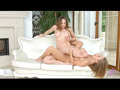 Lesbian sex on Sapphic Erotica with Yasmin Scot...