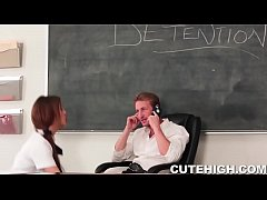 Jojo Kiss Getting Fucked In Detention