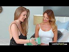 Hot Sex Scene Between Teen Lesbians Girls (Lena...