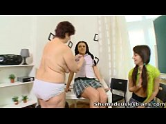 She Made Us Lesbians - Amanda and her sexy scho...