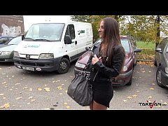takevan party girl need big cock and creampie to refresh after wild night