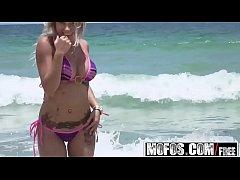 Mofos - Lets Try Anal - Marsha May - Bikini Blondes Amateur Anal