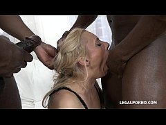 Brittany Bardot Bangs out Monster toys before A...