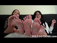 I want your cock between my soft little feet
