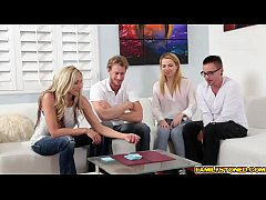 Step bro got a hot blowjob from Alina West