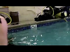 Sex with Lisa Long in San Diego after scuba tra...