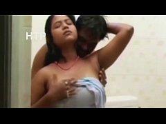 Latest Tamil Hot Movie Romantic Scene In Bedroo...