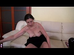 HOT Very Dirty Granny with her girlfriend masturbating pussy