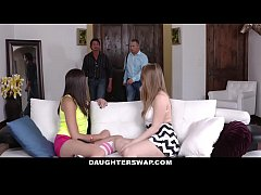 DaughterSwap - Hot Daughters Fuck Dads For Money