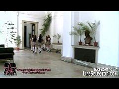 School Girl Academy Pornstars Orgy and Anal