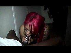 Nasty Ny Amature - Redbone Blowjob
