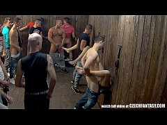 Happy New Year with Czech Glory Holes
