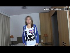 real teen casting audition