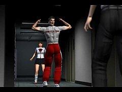 Umemaro 3D Omega Vol.2 Game of Dissolute Ω -Pow...