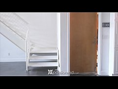 PASSION-HD Tiny redhead teen Dolly Little welco...
